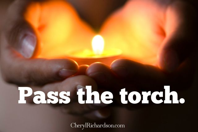 pass the torch 2