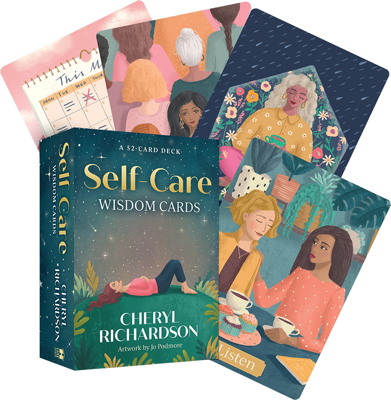 Self-Care Wisdom Cards