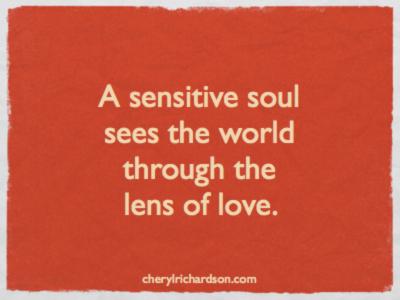sensitive